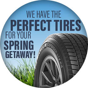 Spring tires in Wyoming, MI